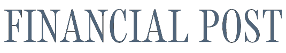 financial post press logo